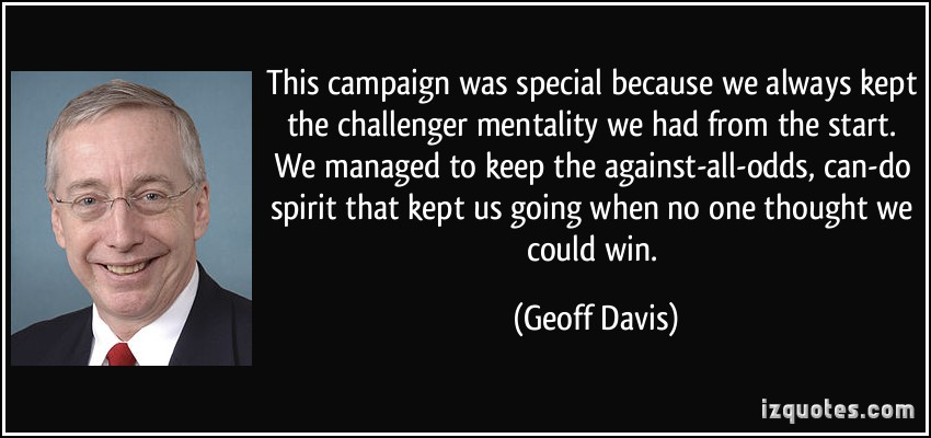 Geoff Davis's quote #3