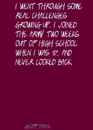 Geoff Davis's quote #1