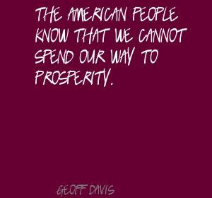 Geoff Davis's quote #4