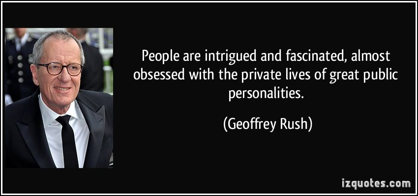 Geoffrey Rush's quote #8