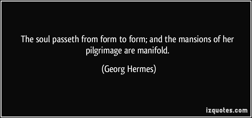Georg Hermes's quote #1