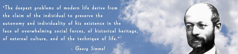 Georg Simmel's quote #3