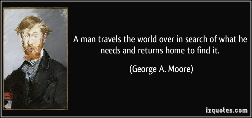 George A. Moore's quote #4