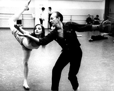 George Balanchine's quote