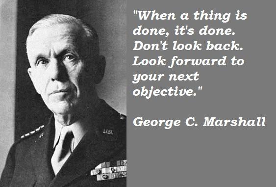 George C. Marshall's quote #2