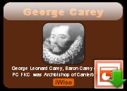 George Carey's quote #2
