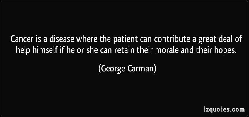 George Carman's quote #2