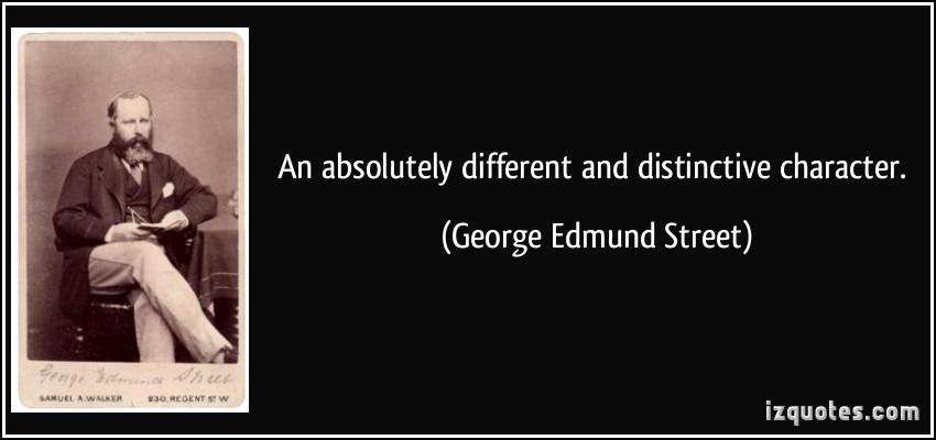 George Edmund Street's quote #3