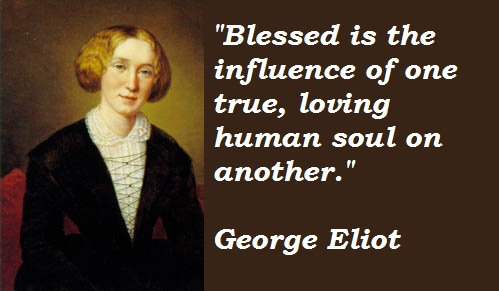 George Eliot's quote #5