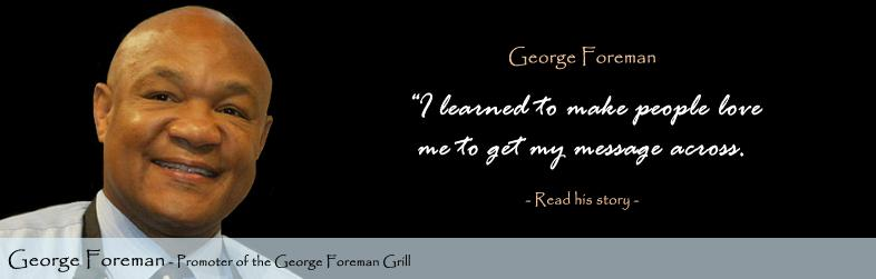 George Foreman quote #2