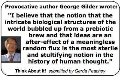 George Gilder's quote