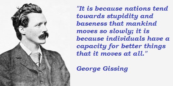 George Gissing's quote #5