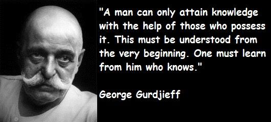 George Gurdjieff's quote #6