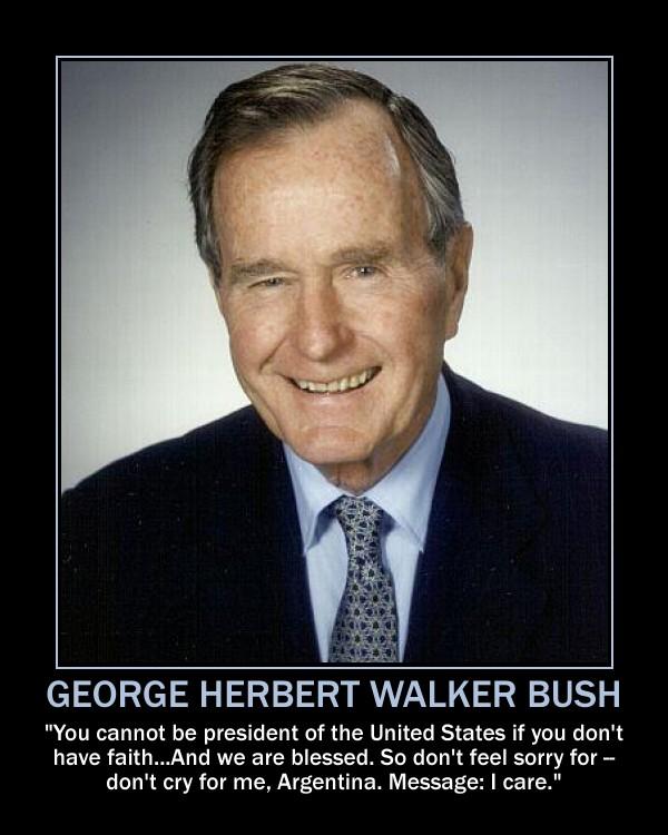 George H. W. Bush's quote #5