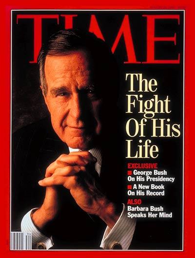 George H. W. Bush's quote #6