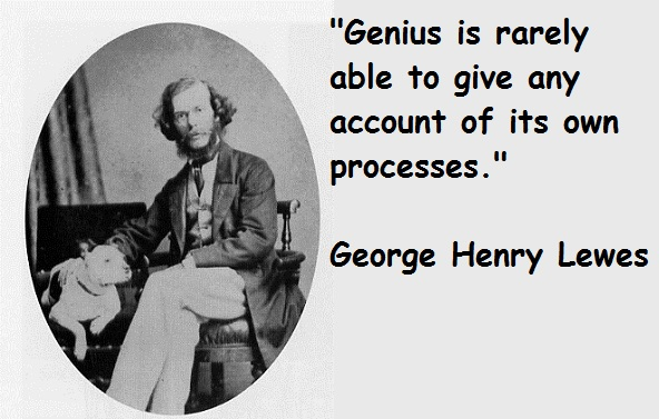 George Henry Lewes's quote #6