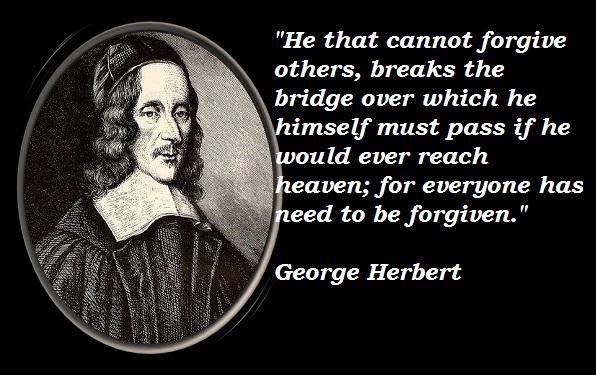 George Herbert's quote #1