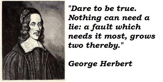 George Herbert's quote #5