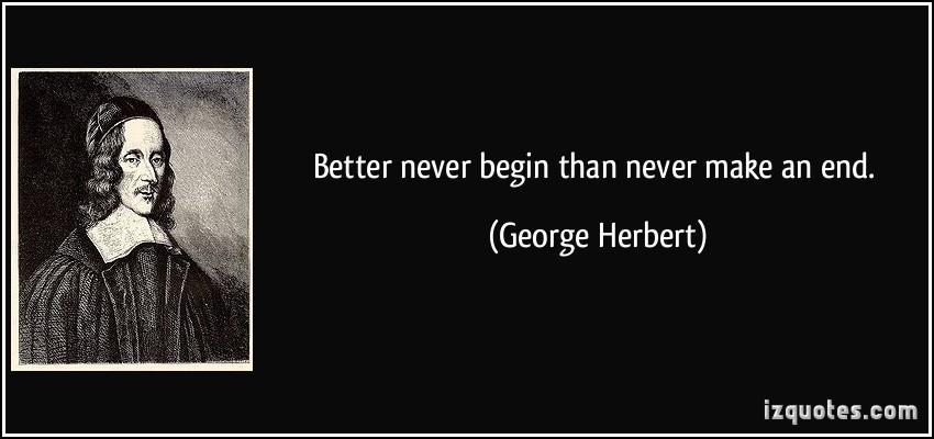 George Herbert's quote #2