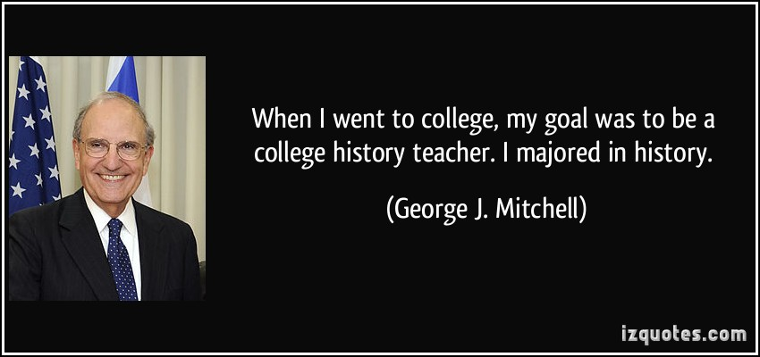 George J. Mitchell's quote #3