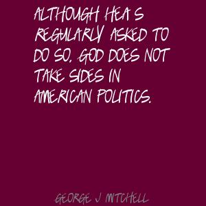 George J. Mitchell's quote #4