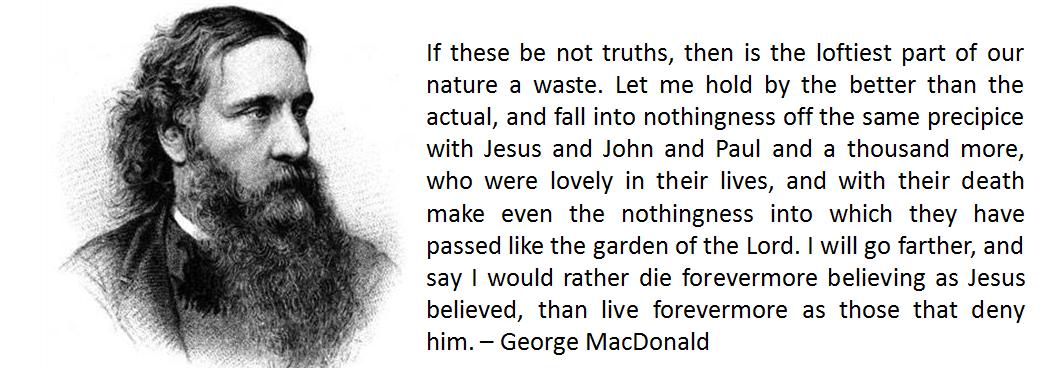George MacDonald's quote #5