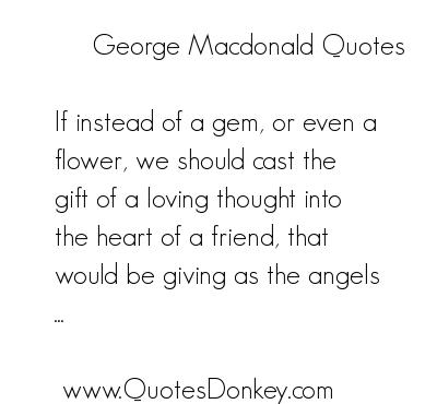 George MacDonald's quote #2
