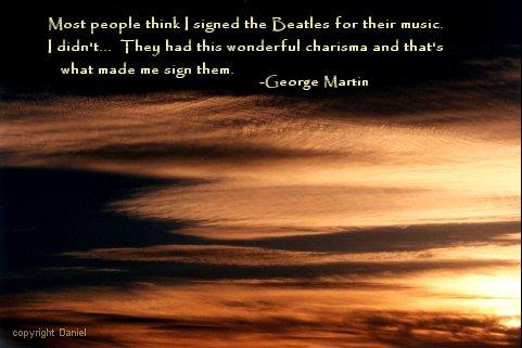 George Martin's quote #2