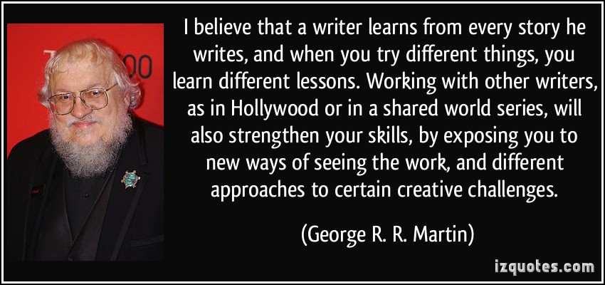 George Martin's quote #4