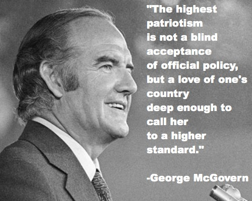 George McGovern's quote #3