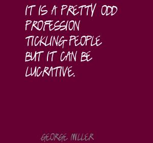 George Miller's quote #5