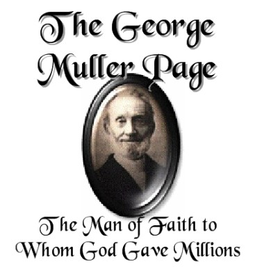 George Muller's quote #2