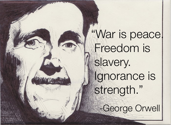 George Orwell's quote #5