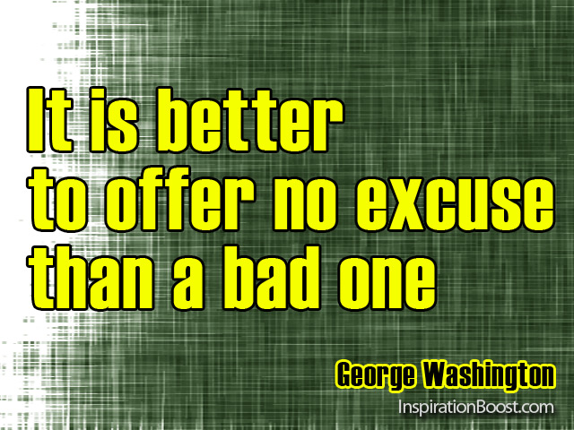 George quote #4