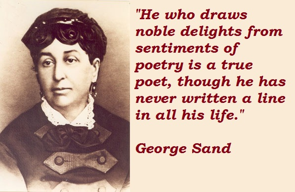 George Sand's quote #2