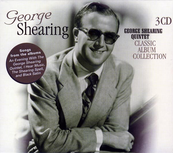 George Shearing's quote #7