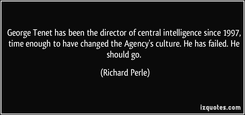 George Tenet's quote #7