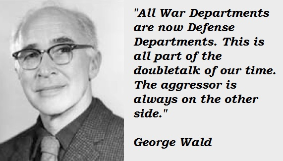 George Wald's quote #6