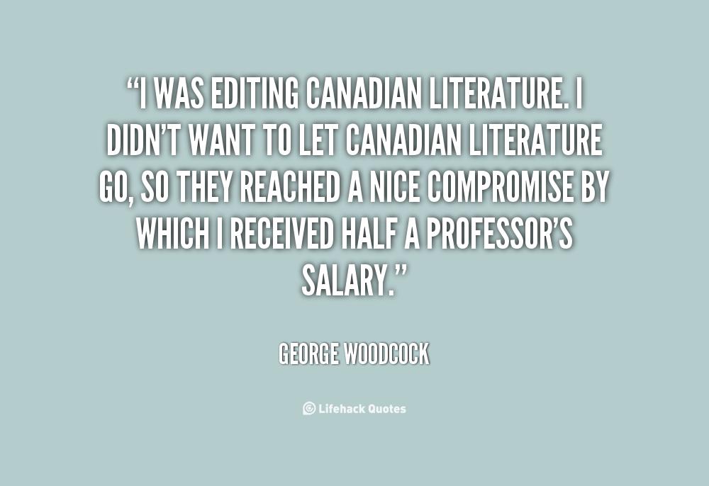 George Woodcock's quote #4