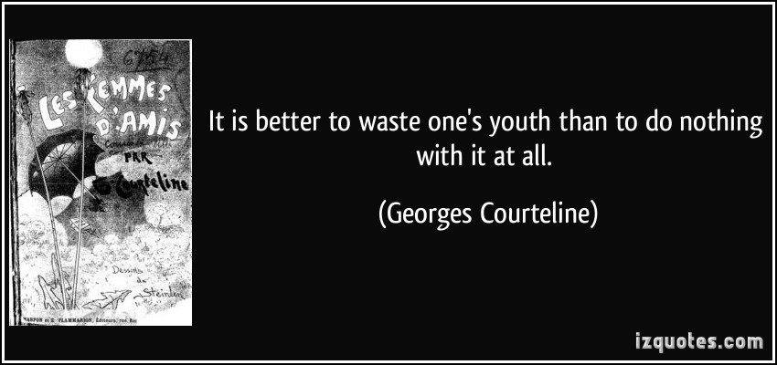 Georges Courteline's quote