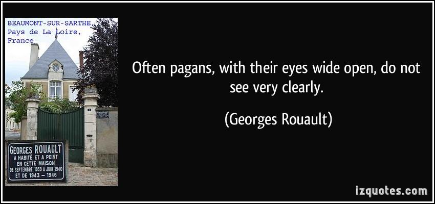 Georges Rouault's quote #1