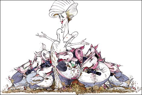 Gerald Scarfe's quote #7