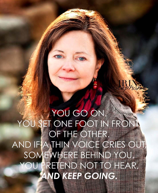 Geraldine Brooks's quote #1