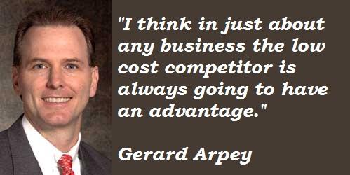 Gerard Arpey's quote #4