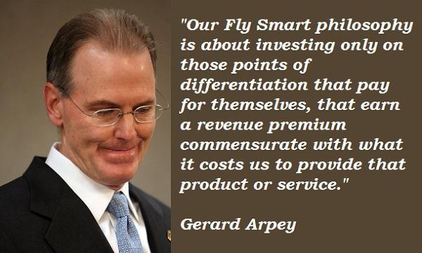 Gerard Arpey's quote #5