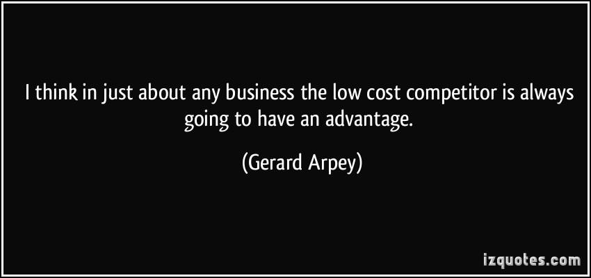 Gerard Arpey's quote