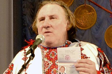 Gerard Depardieu's quote #1