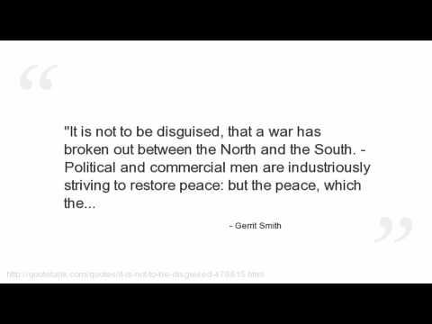 Gerrit Smith's quote #2