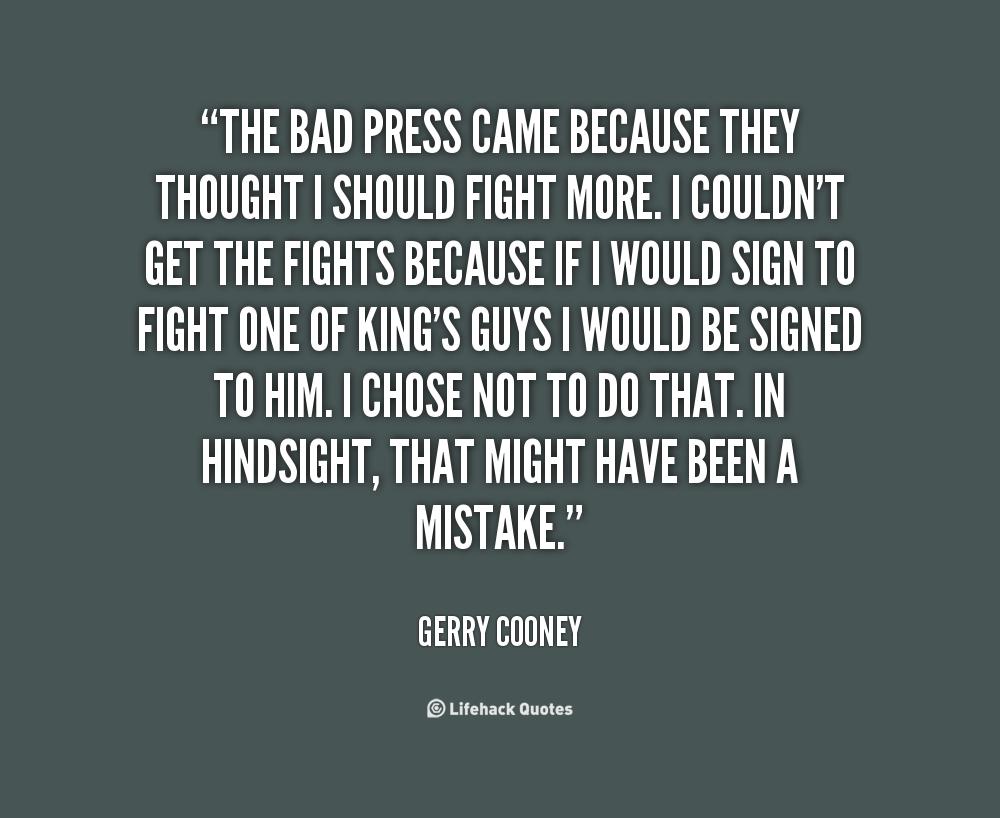 Gerry Cooney's quote #4