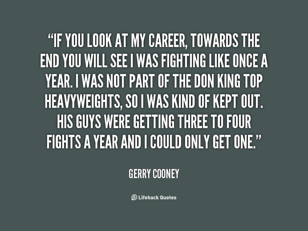 Gerry Cooney's quote #5